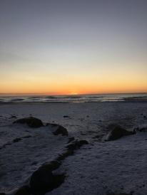 Sunrise in Vik